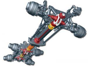 ремонт ходовой грузовых автомобилей