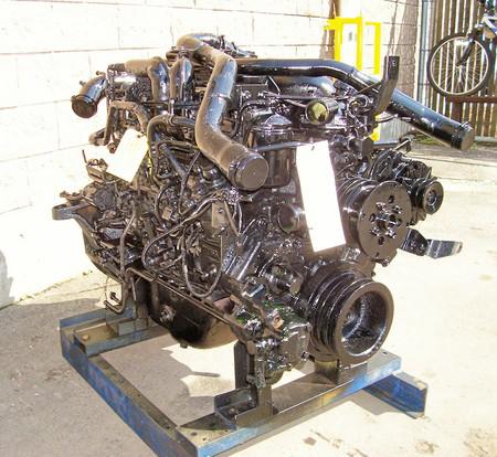 Ремонт двигателей Isuzu 6BG1 (6,5 л), 6HE1 (7,1 л), 6HH1 (8,2 л), 6SA1 (8,4 л).