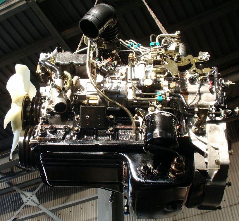 Ремонт двигателей Isuzu, Mazda и Nissan – VS (3,0 л), TF (4,0 л), 4HF1/4HF1-2 (4,3 л), 4HG1/4HG1-T (4,6 л), 4HL1 (4,8 л), 4HL1-TC (4,8 л)